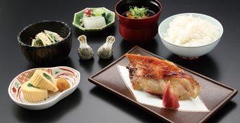 京の伝統料理《西京漬》